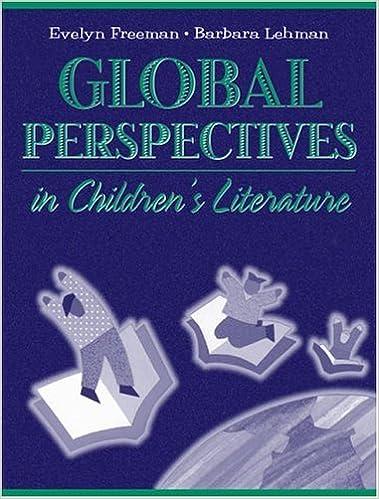 Global Perspectives in Children's Literature