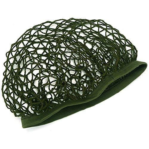 Helmets & Accessories Helmet Net,Acogedor Army Green Nylon Helmet Camouflage Net Cover for M1 M35 M88 MK1 MK2 Helmet Cycling