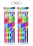 Ooly Presto Chango Crayons - Set of 12 (Two packs of 6)