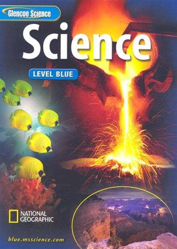 Glencoe Science Level Blue