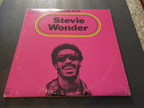 Stevie Wonder 3 LP Looking Back, Lmt. Edit, Motown M 804LP3 1977 Mint J