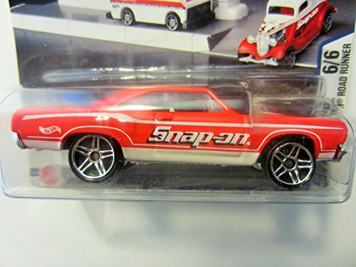 Hot Wheels Snap-on Special Edition #6 – Plymouth Road Runner