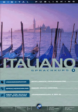 Italiano 1. Sprachkurs. CD- ROM für Windows 3.x/95/NT