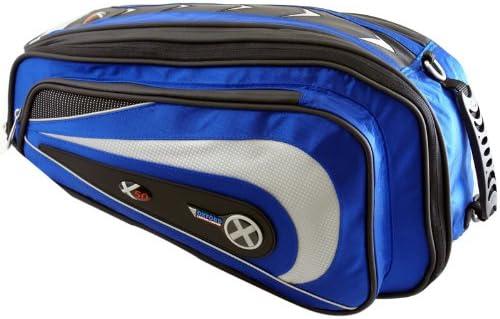 Oxford Ol107 X50 Satteltaschen Blau Auto