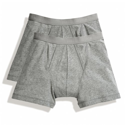 Fruit of the Loom Mens Classic Boxer Shorts at Amazon Mens Clothing store:
