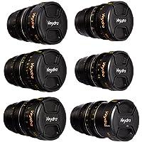 Veydra V1-6LENSMASTERKITCASEI Mini Prime 6 Lens Master Kit, Black