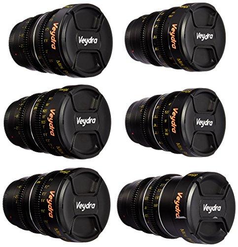 Veydra V1-6LENSMASTERKITCASEI Mini Prime 6 Lens Master for sale  Delivered anywhere in USA