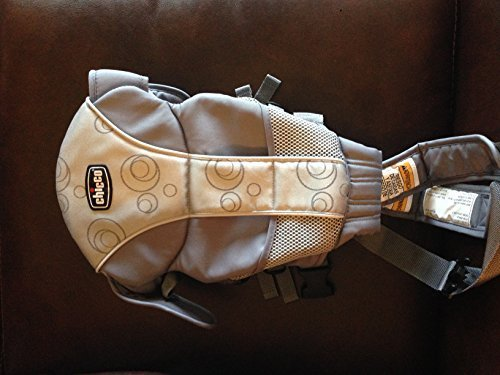 Chicco UltraSoft 2-Way Infant Carrier - Gray
