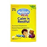 Hyland's Calms Fort 4Kids (Pack of 4)