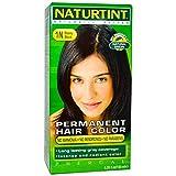(4 PACK) - Naturtint - Hair Dye - 1N Ebony Black | 135ml | 4 PACK BUNDLE