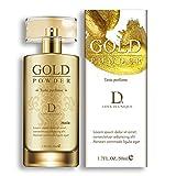Yiwa 50ml/1.7 fl.oz Charming Perfume Sexy Flirt Fragrance for Men Sex Toy Gold pink