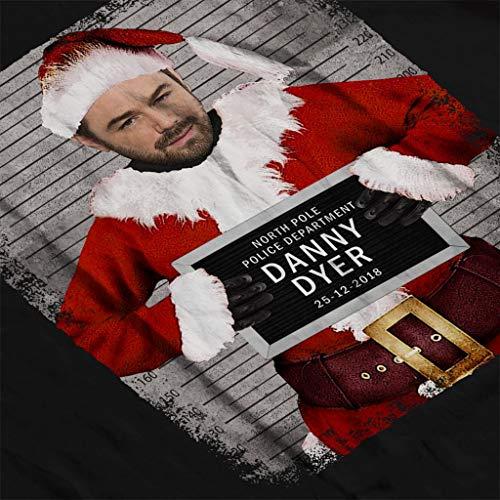 Dyer Black Women's Mugshot Danny Sweatshirt Coto7 Christmas qP1wCPt