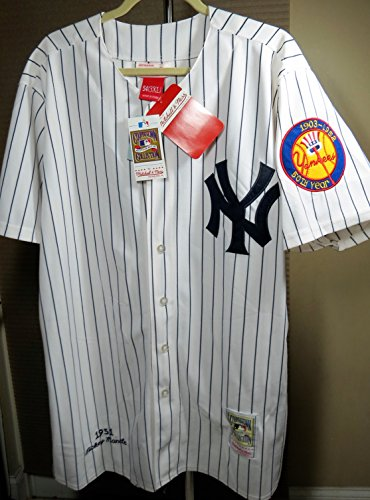 Mickey Mantle New York Yankees Authentic Jerseys 437b7365b