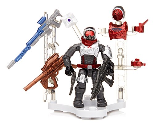 Mega Construx Destiny Hunter Starwinder Armory Building Set