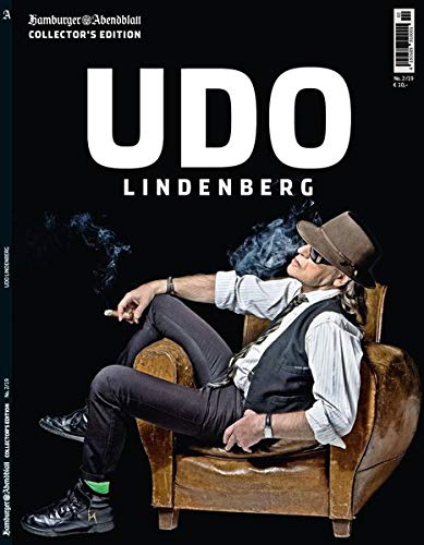 Udo Lindenberg  Hamburger Abendblatt Collector's Edition