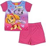 PAW PATROL Girls 2-4T Toddler 2-Piece Pajama Set (2T)