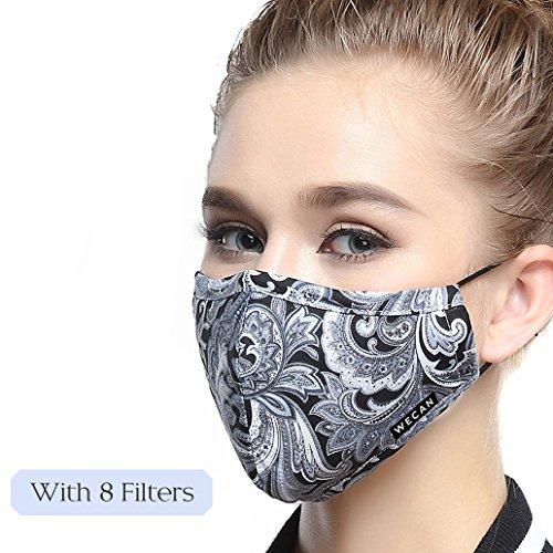 mascherina antivirus lavabile