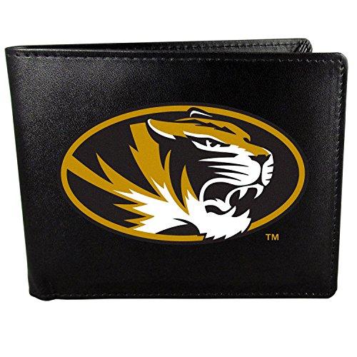 Siskiyou NCAA Missouri Tigers Bi-Fold Wallet Logo, Large, Black
