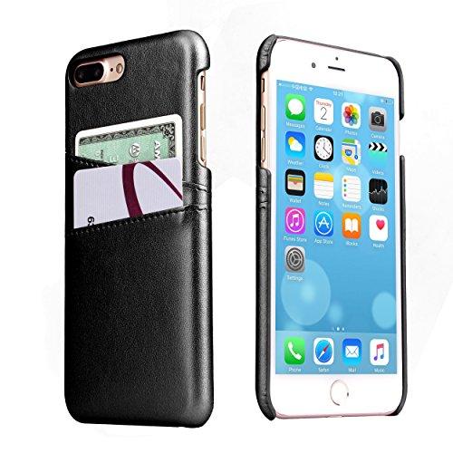 iPhone Plus Leather Card Case