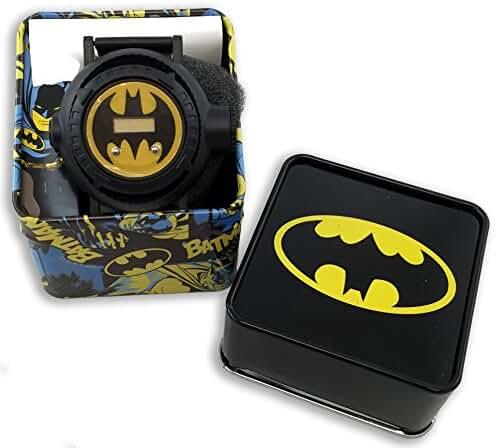 DC Comics Batman Digital Projection Watch for Kids