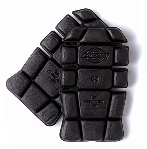 Dickies Redhawk/Grafter Knee Pads, Black Mens No Details Given DICSA66