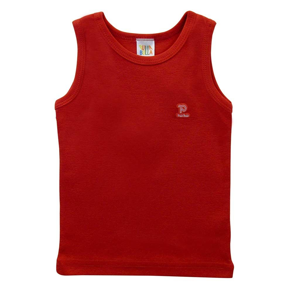 Pulla Bulla Toddler Classic Tank Top for Ages 1-3 Years 19400R