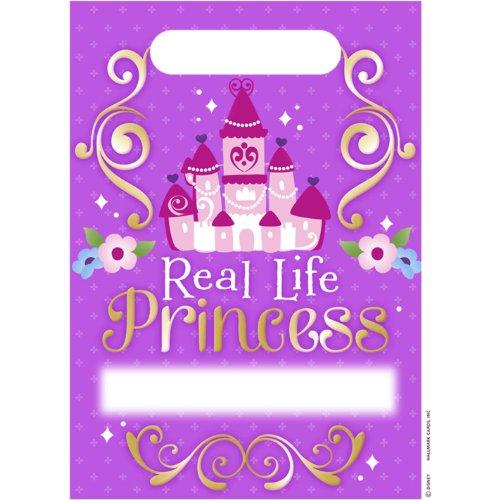KidsPartyWorld.com Disney Junior Sofia The First Treat Bags (8) ()