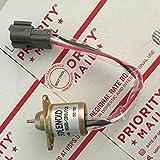 M810324 New Fuel Shut-Off Solenoid for John Deere JD 4105 3038E 3036E 3032E 3203
