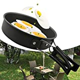 Portable-Outdoor-Camping-Cookware-Set-ONE-ROAD-Backpacking-Non-Stick-Pot-Frying-Pan-Cooking-Set-Made-of-Anodized-Aluminum-with-Carrying-Bag-for-4-5-Person