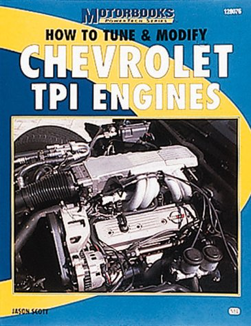 How to Tune & Modify Chevrolet Tpi Engines (Powertech) (Car How Engine Tune A To)