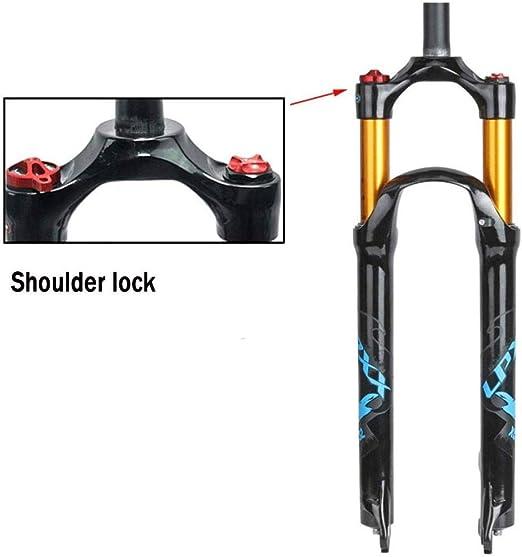 Bicicleta De Suspensión De Carbono MTB MTB Smart Lock Lock out ...