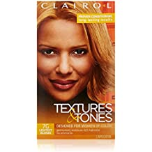 Clairol Professional Textures and Tones Permanent Hair Color, Lightest Blonde
