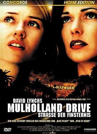 Mulholland Drive Strase Der Finsternis