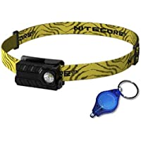 Nitecore NU20 360 Lumens USB Rechargeable Lightweight Headlamp -XP-G2 S3 LED -Optional Color Choices