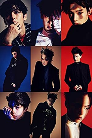 EXO [EX'ACT] 3rd Album KOREAN MONSTER Ver CD + 124p Photo