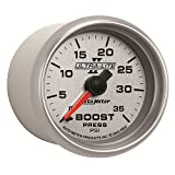 Auto Meter 4904 Ultra-Lite II Mechanical Boost Gauge
