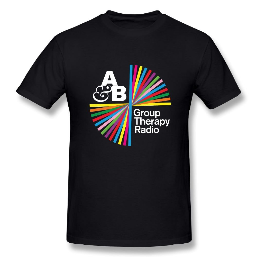 Loyd D Mens Fashion Above and Beyond Group Therapy Tshirts Black S