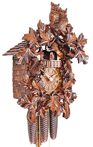 HerrZeit Cuckoo Clock - Forest Animals