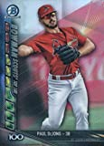 2017 Bowman Chrome Bowman Scouts Updates #BSU-PDJ Paul DeJong St. Louis Cardinals