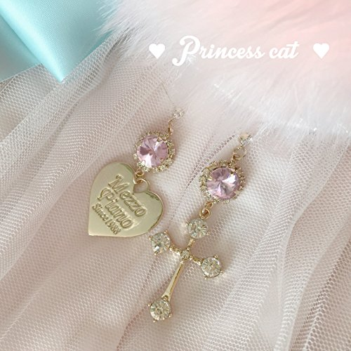 Platinum 18K Yellow Gold Plated Sterling Silver Oxidized Love Cross Diamond Drop Earrings Celtic Charm Tassel Stainless Steel Urban Huggie Hinged Hoop Leverback Dangle Earrings For Women Girls