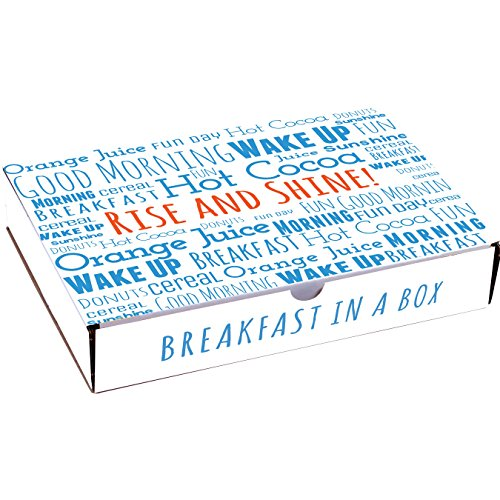 Breakfast in a Box Camp Package by Only Kosher Candy