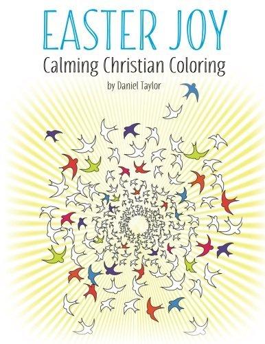 Calming Christian Coloring Book