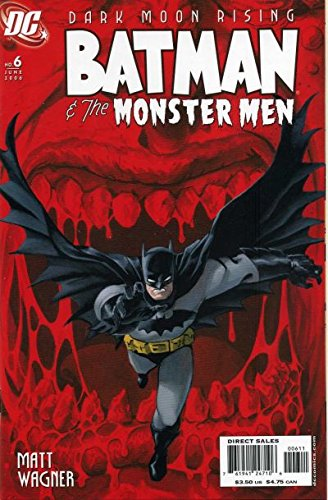 Dark Moon Rising Batman and the Monster Men #6 pdf