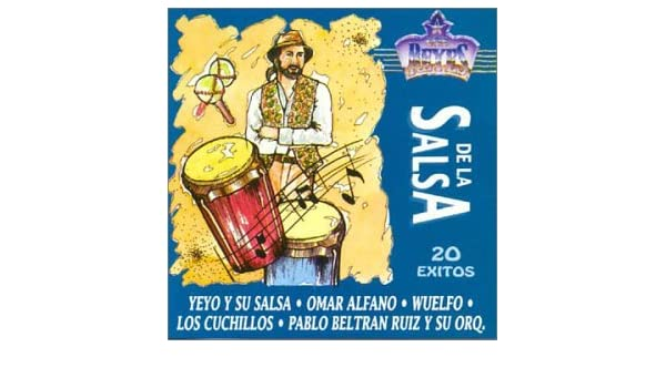Various Artists - Reyes De La Salsa - Amazon.com Music