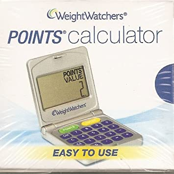 Amazon Weight Watchers Points Calculator Health Personal Care