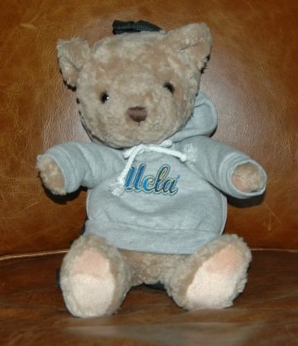 UCLA Bruins Plush Backpack Bear (Ucla Teddy Bear)