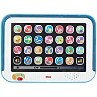 Fisher-Price Tableta de Laugh & Learn con Smart Stages - azul