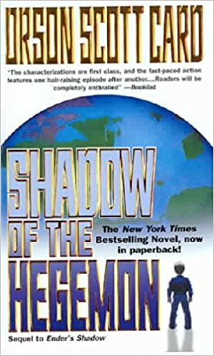 shadow of the hegemon ender book 6 orson scott card author