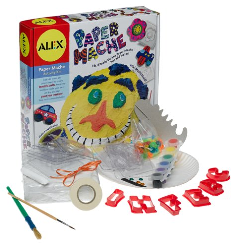 ALEX Toys Paper Mache Studio Kit 73W