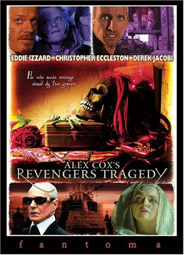 Revengers Tragedy (Best Personal Statement Ever)